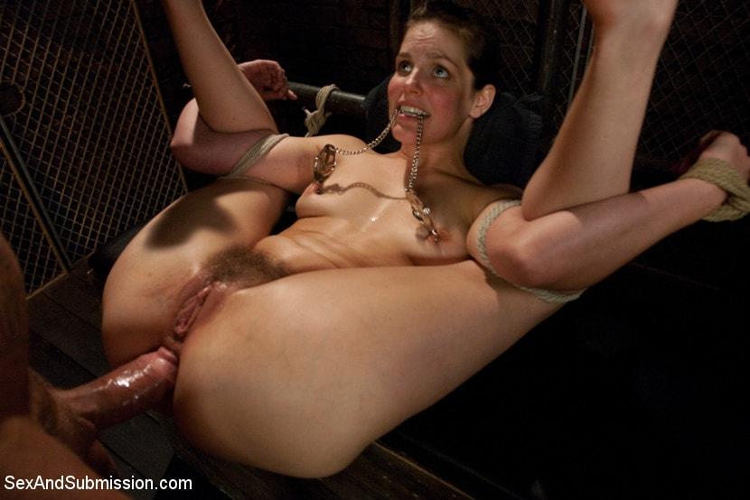 секс рабыня анал