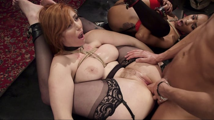 Nikki Darling in Off The Record: Anal Media Whore Gets ...