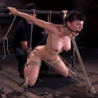 Olive Glass in 'Hot Bodied, All Natural Rope Slut Submits to Torment and Orgasms'