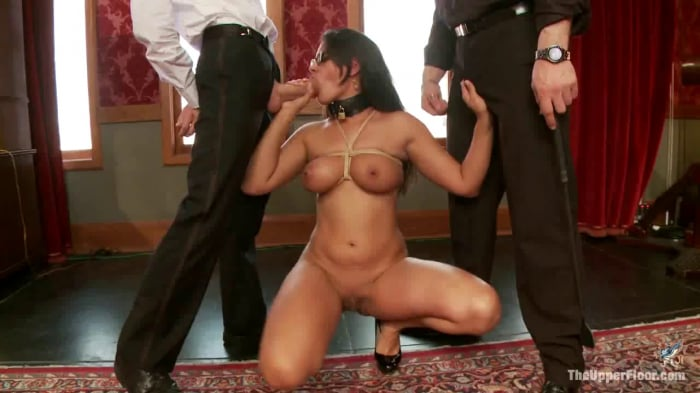 Penny Barber in Smart Ass Anal Slave Girl Gets an Atti ...