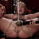 Penny Pax in 'Busty Red-Headed Squirting Anal Whores Made to Serve Mona Wales'