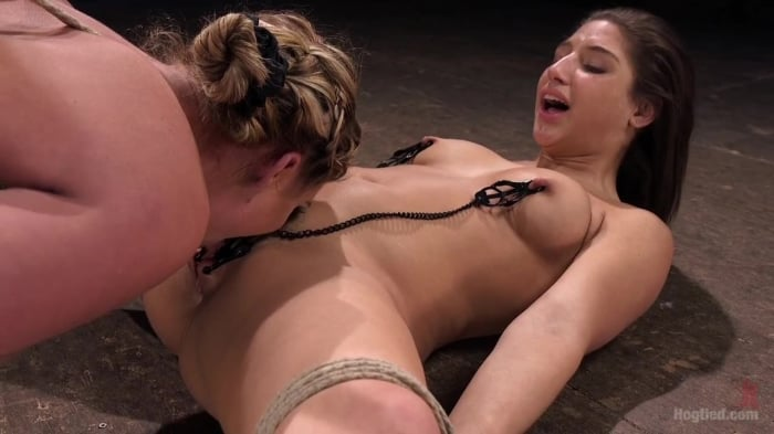 Phoenix Marie in Phoenix Marie and Abella Danger Helpl ...