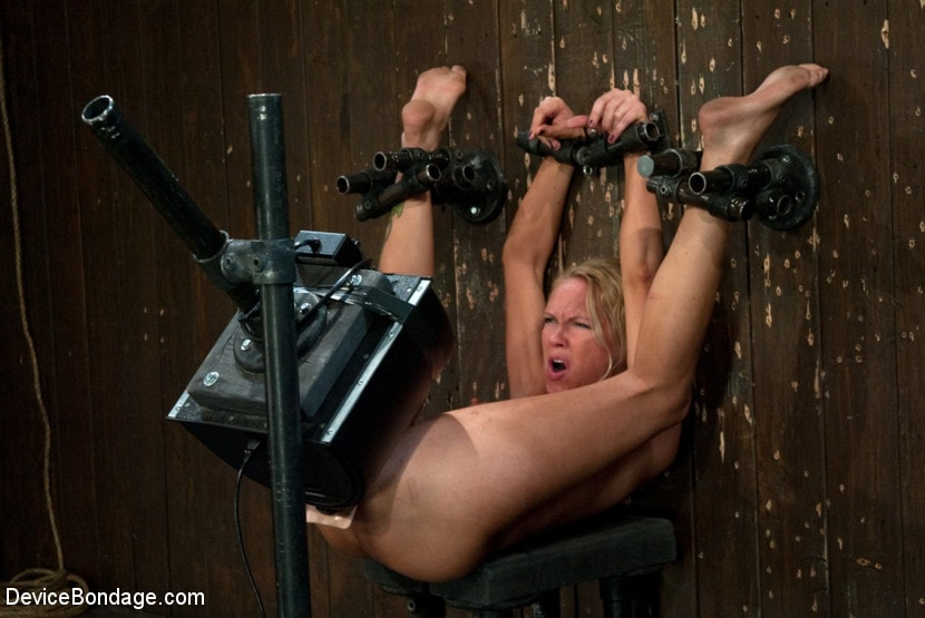 Post Orgasm Torture Bondage