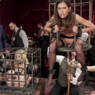 Rikki Rumor in 'Caged Slut Puppy Slaves'