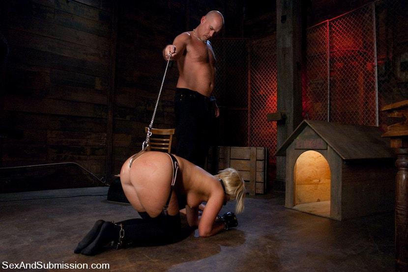 Bondage and spanking sites