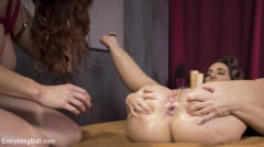Savannah Fox - Hot Bodies Bella Rossi and Savannah Fox Gape, Anal Fuck, and Squirt!! | Picture (14)