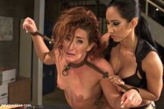 Savannah Fox - Sadistic Lesbian Prison: Squirting, anal and fisting! | Picture (8)