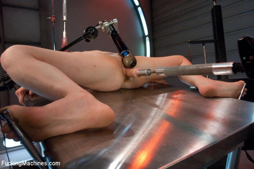 girls using sex machines № 493295