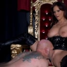 Syren de Mer in 'Yes My Queen: Syren De Mer Dominates Her Daddy For The First Time!'