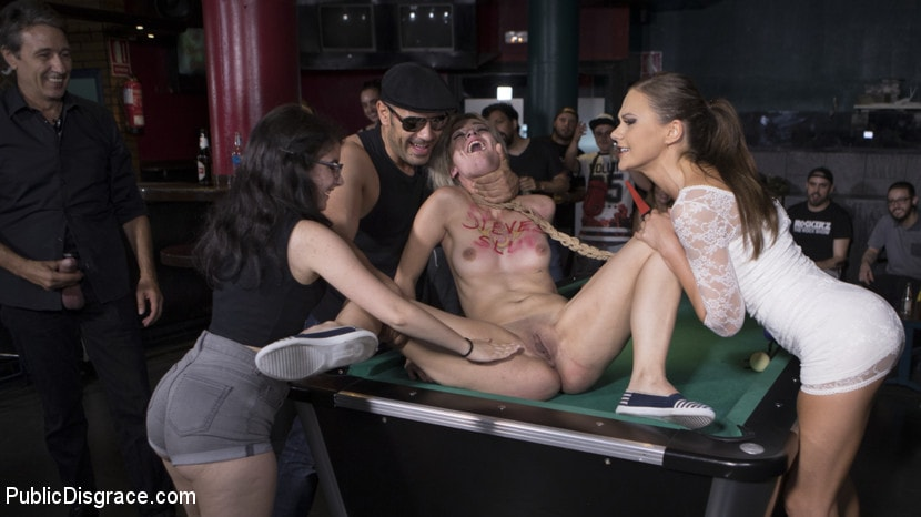 Tina Kay - Attention Whore Yunno X Humilated, Punished, and Gang Fucked in Public | Picture (11)