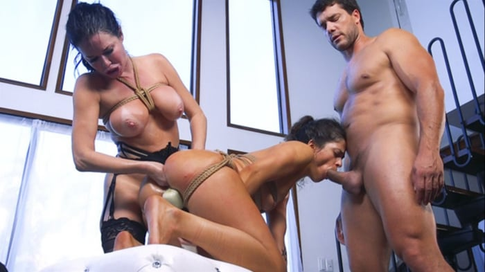 Veronica Avluv in The Nymphomaniac's Li'l Sister: Vero ...