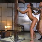 Vienna Black in 'Petite Anal Whore Vienna Black Abused and Butt Fucked in Rope Bondage'