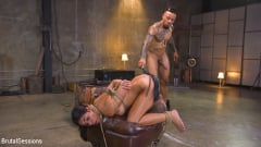 Vienna Black - Petite Anal Whore Vienna Black Abused and Butt Fucked in Rope Bondage | Picture (17)