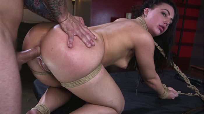 Whitney Wright in Anal Heist