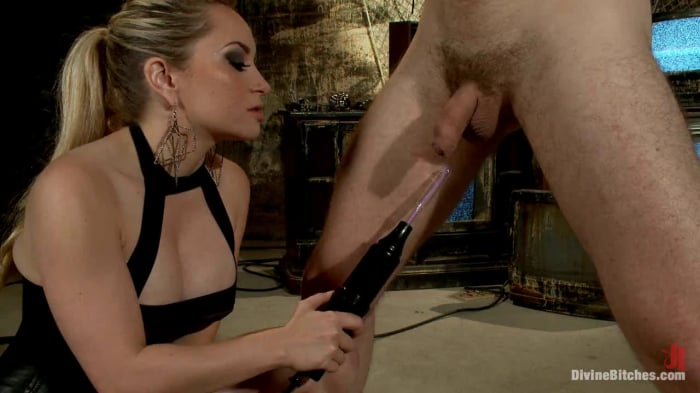Aiden Starr in A Sadistic Goddess