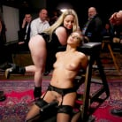 Aiden Starr in 'Big-Titted Anal Slave Rewarded and Fisted For Training Teen Submissive'