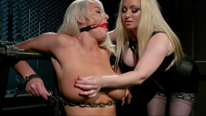 Aiden Starr in Screamer: The Intimate Torment of Londo ...