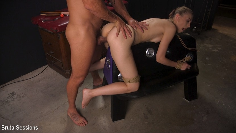 College Girl Bondage Fuck