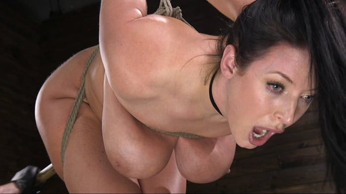 Angela White in Angela White: Complete Submission to T ...
