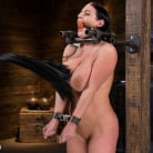 Angela White in 'Angela White Begs to Suffer For Her Master in Metal Bondage'