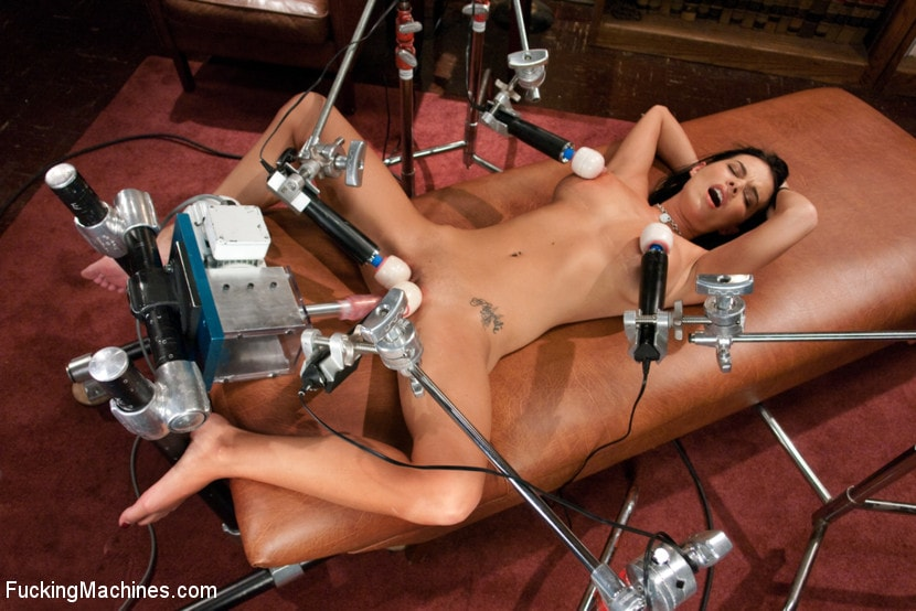 Секс машина устройство внутри 5