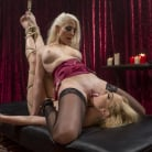 Dahlia Sky in 'Blond Bombshell bound, spanked and anally fisted!'
