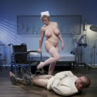 Dee Williams in 'Nurse Williams: Dee Williams Dominates Patient Jonah Marx'