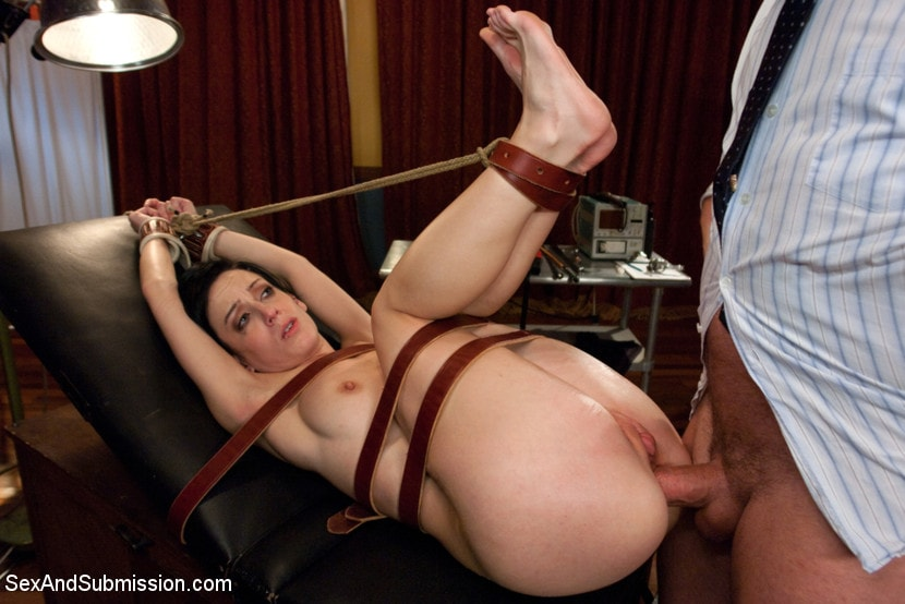 Kinky role playing sex
