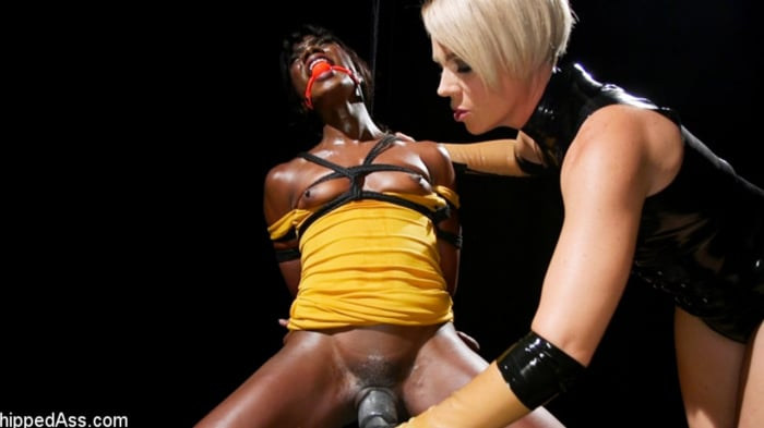 Helena Locke in One Tough Slut: Helena Locke pushes An ...