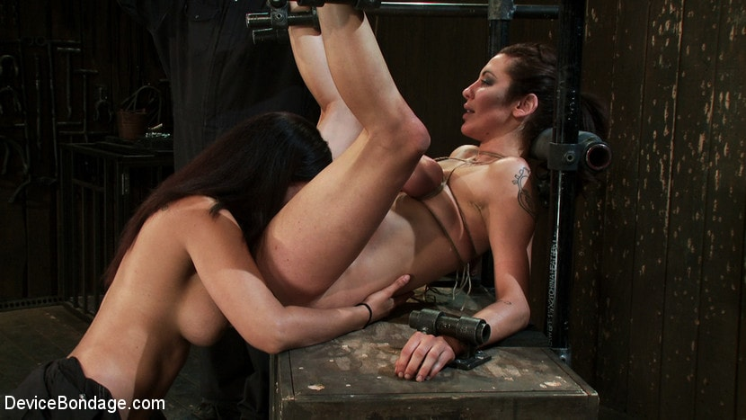Chains girl video sex
