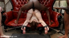 Jenna Clove - The Good Slut: New Slave Jenna Clove Gets Stuffed Airtight | Picture (16)