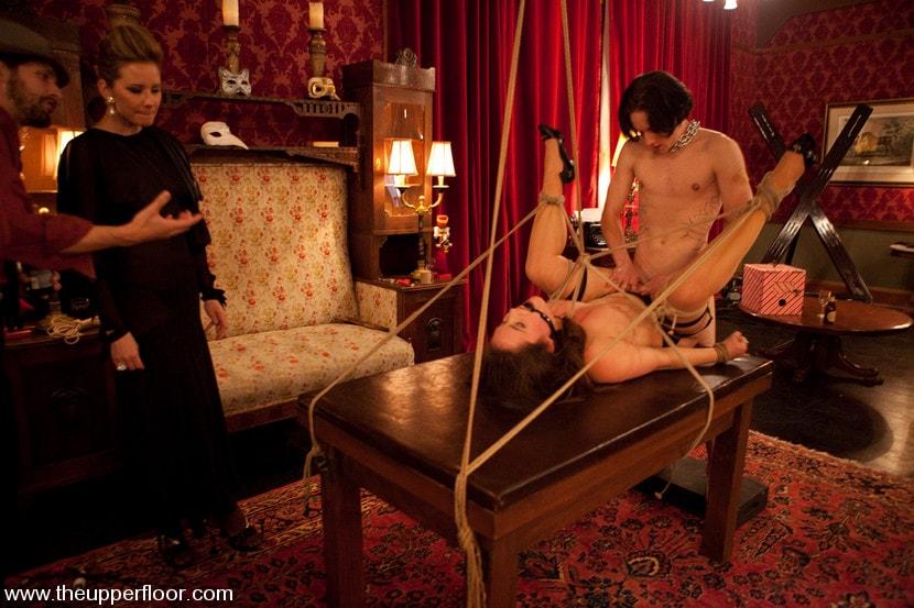 Slave servant porn