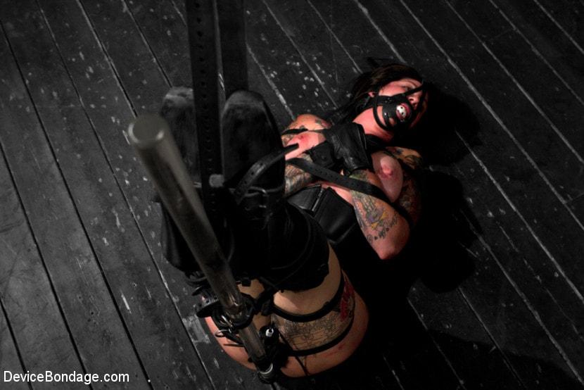 Vle china bondage sex toy for female lace tight gloves leather restraint bdsm