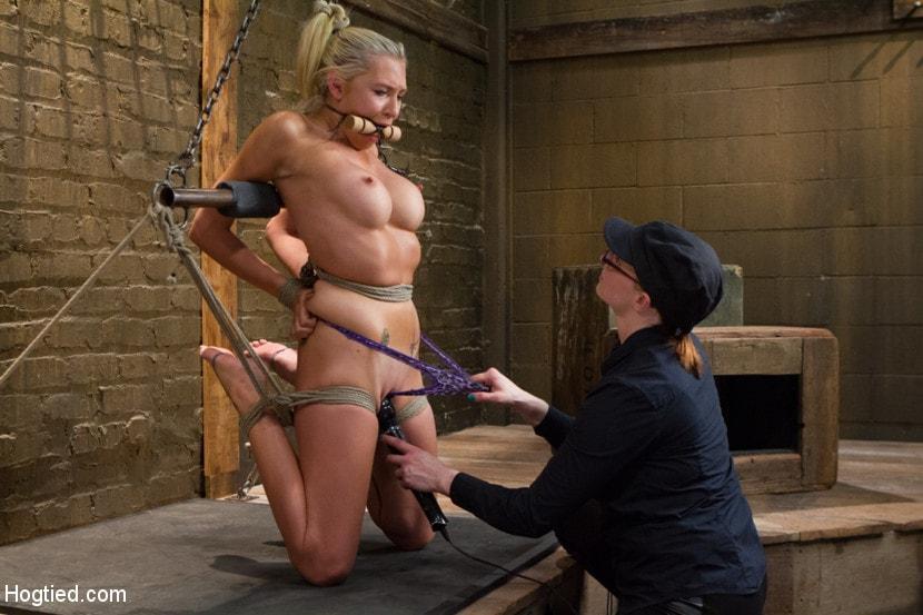 Public Bondage Fucking And Humiliation Katie Summers Xxx Bondage Sex