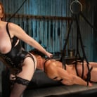 Lauren Phillips in 'Punishing the Good Boy: Kinky Couple Explore FemDom Punishment and Pain'