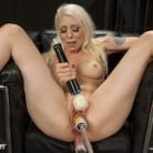 Lorelei Lee in 'Blonde Goddess is Double Penetrated with Machines!!'