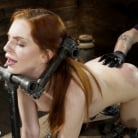Maya Kendrick in 'Red Head Slut Gets Destroyed in Diabolical Bondage'