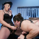 Mistress Kara in 'Mommy's Little Fucktoy'