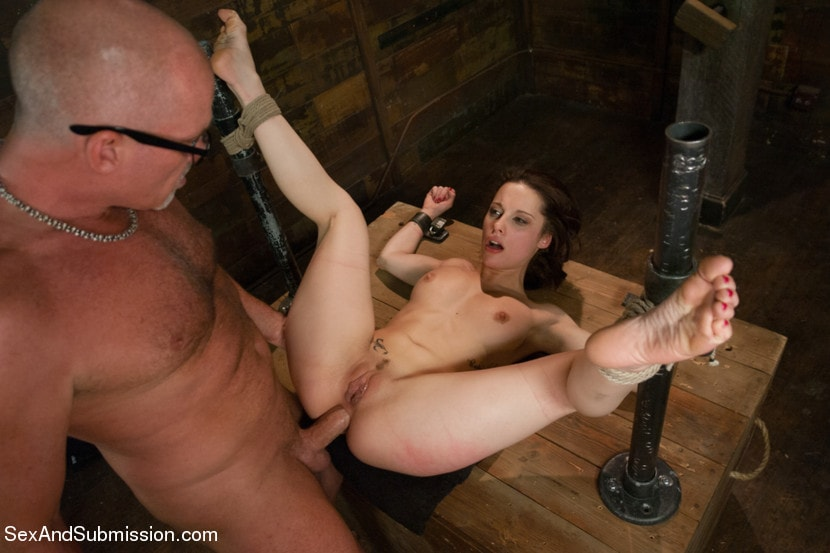 садо-мазо секс наказания - 11