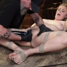 Penny Pax in 'Penny Pax: Blue-Eyed Redhead Damsel Tormented in Strict Bondage'