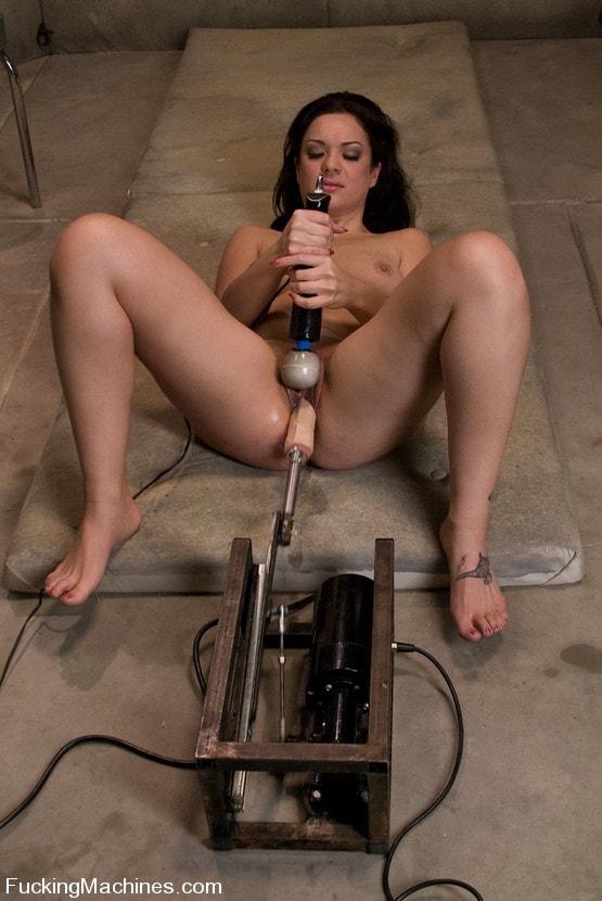 Uk orgasm machine amateur