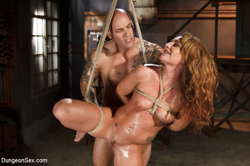Christina Carter Bondage Sex