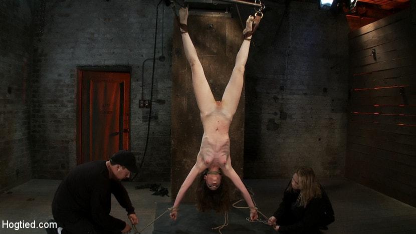 Hanged upside down naked girl gif, india women cock sex