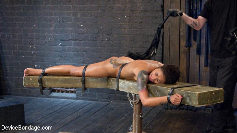 Waiting For Her Flogging