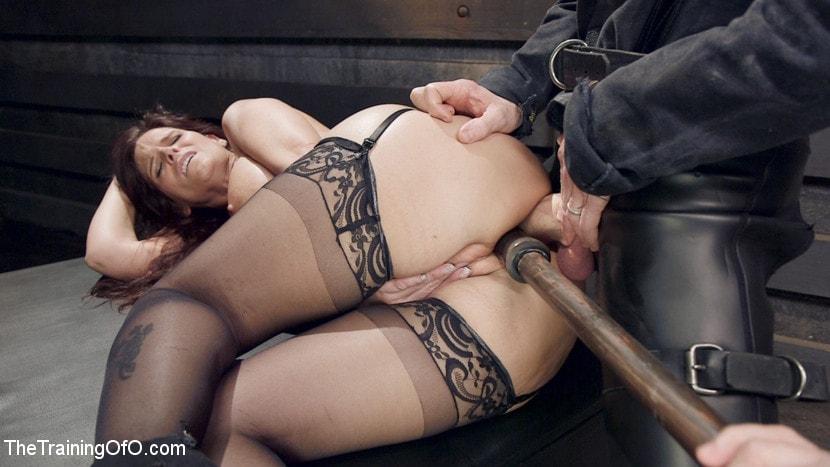 Порно ролики наказание в анал, эротические фото горничных в замке