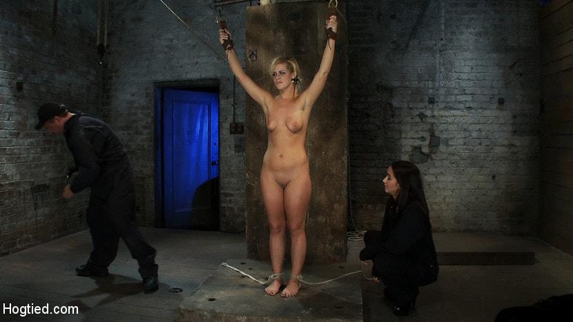 девушку мучают в подвале там