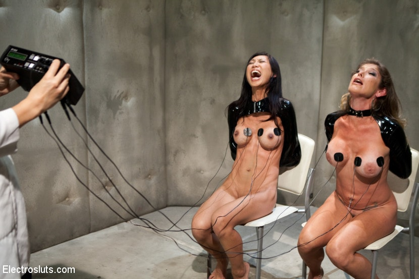 Ball electro torture free adult porn clips